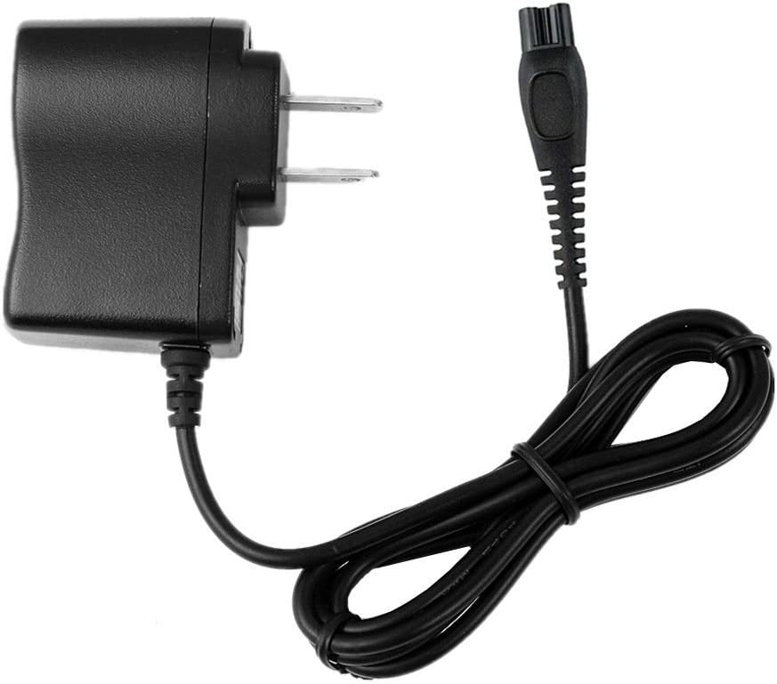 yan AC DC Charger for Philips AquaTouch PlAC AT890//16 Shaver Power Adapter Lead Cord
