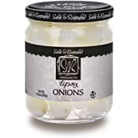 Sable & Rosenfeld Tipsy Onions - 10.9 Oz (Two Jars)