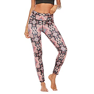 Pantalones Deportivas Niño Mujer Yoga Leggins Elastico ...