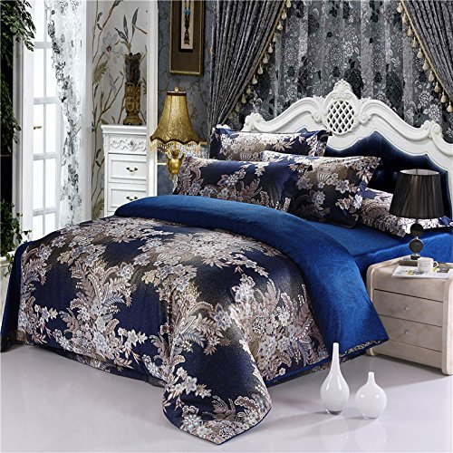 18 Bohemian Duvet Covers Boho Bedding Set Queen King 4pcs