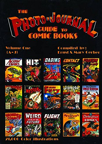 - The Photo-Journal Guide to Comic Books, Vol. 1: A-J