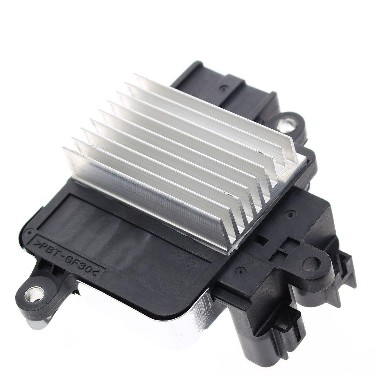 AUTOKAY Radiator Cooling Fan Control Module Unit ECU for Toyota RAV4 Sienna Lexus ES350