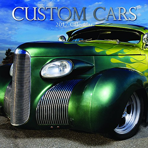 Classic Vehicles Custom Monthly Calendar product image