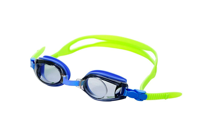 Prescription Swimming Goggles Minus /& Plus Powers for Children Kids Pink /& Blue