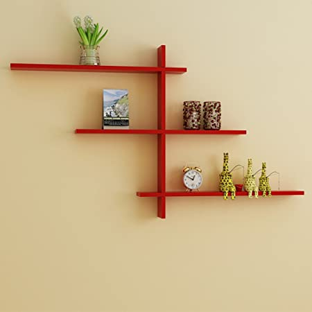 Creative Wall Decor Shelves - High School Mediator