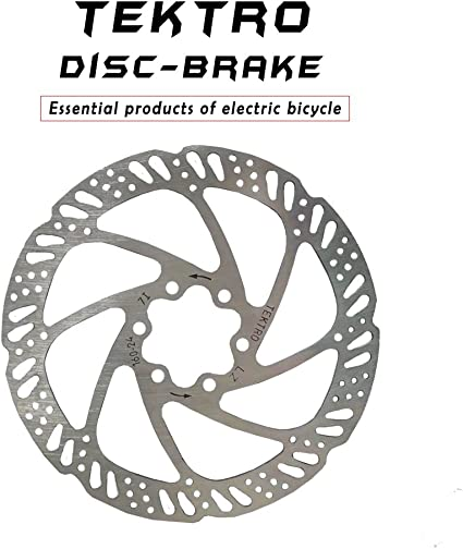 160mm Stainless Steel Cycling Bicycle Mountain Bike Brake Disc Rotor with 6 Bolts