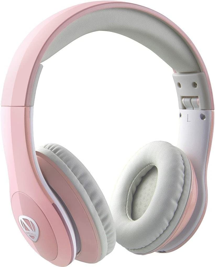 Ncredible Kids Bluetooth Headphones (Pink)