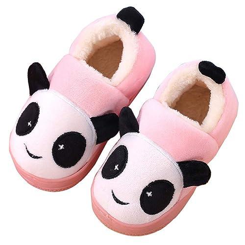 best quality thoughts on hot product Kemosen Mignon Pantoufles Peluche Chaussons Enfants Filles Garçons  Chaussures Chaudes Hiver Pantoufle Femme Homme