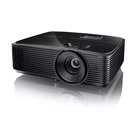 Nobrannd HD Video Proyector Proyector DLP con 10W Altavoz 3600 ...
