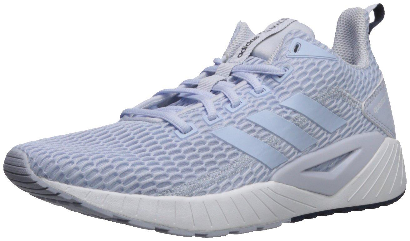 adidas Women's Questar Cc W Running Shoe B075R8KBHP 10 B(M) US Aero Blue S, Aero Blue S, Collegiate Navy