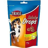 TRIXIE Schoko Drops - Golosinas para perros chocolate