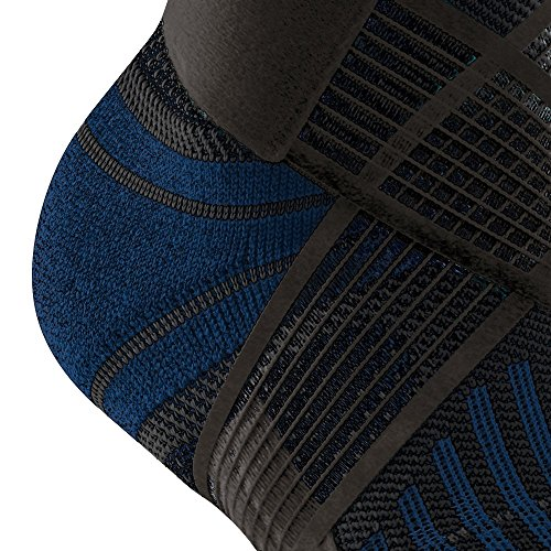 Bauerfeind Sports Ankle Support - Breathable Compression (Black, Medium/Right) Photo #11