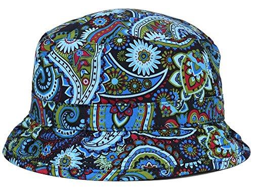 Paisley Woven Hat - 3