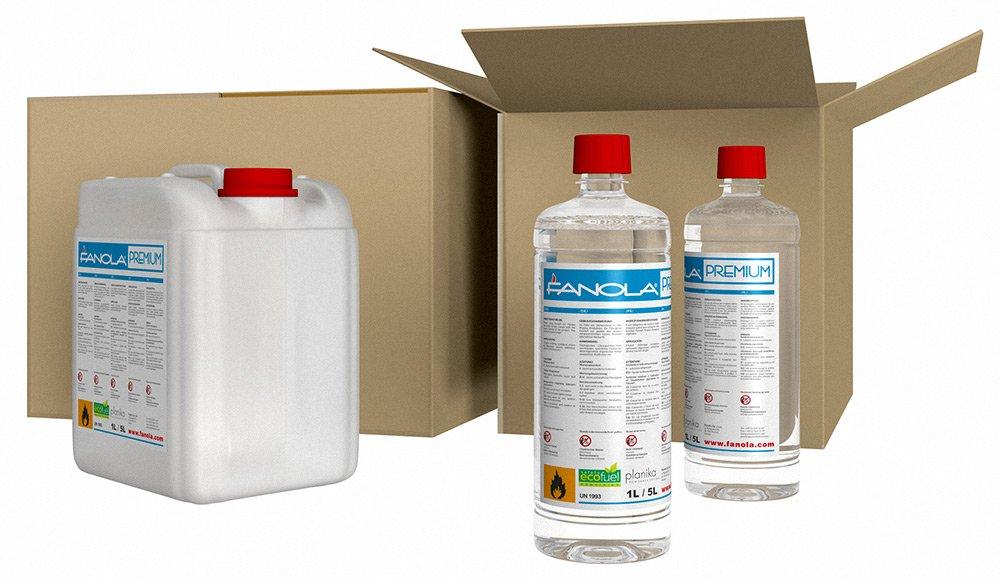 Fanola Premium Bioethanol Fuel (12L)
