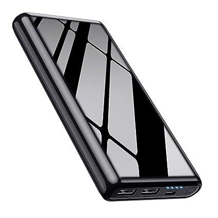 Amazon.com: Cargador portátil con batería externa de alta ...