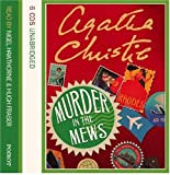 Murder in the Mews and other stories by Agatha Christie front cover