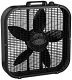 Lasko B20401 Decor Box Fan, 20