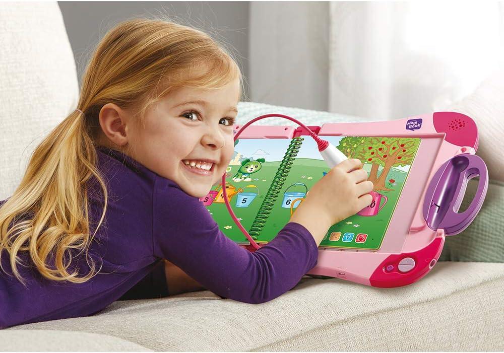 MagiPen Stylet interactif Livret d/écouverte /& 480805 Je D/écouvre l/École Maternelle MagiBook VTech Magibook