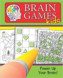 Amazon.com: Brain Games for Kids (9781605531564): Editors of ...