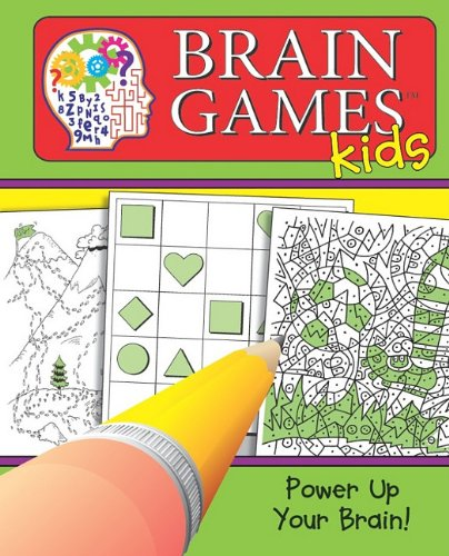 Brain Games for Kids PDF