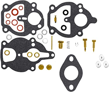 K2112 for IH Farmall Allis MF Carburetor Kit For Zenith 61 161 67 68 Series