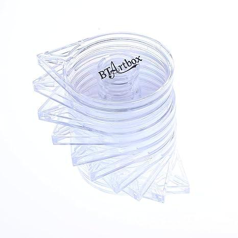 Buy Btartbox 10 Pieces Nail Art Strip Striping Tip Tape Tool Design