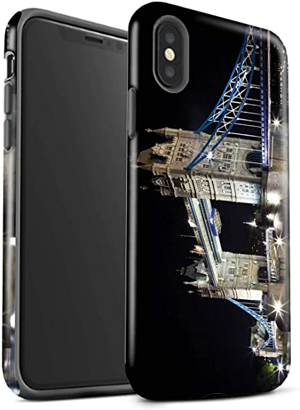 Stuff4® Phone Case/Cover/Skin/ip-3dtbg/London England Collection ...