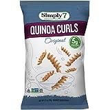 Simply7 Gluten Free Quinoa Curls, Original, 12 Count