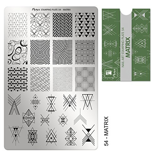 """Stamping Plate""""Matrix"""" MOYRA HIGH Quality Stamping Plate"""