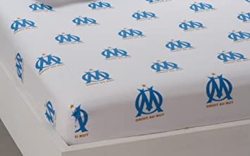 drap housse marseille Olympique Marseille Drap housse (simple): Amazon.fr: Sports et Loisirs drap housse marseille
