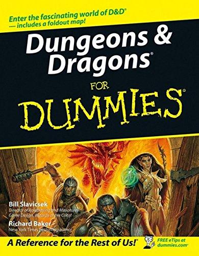 Dungeons & Dragons For Dummies [Slavicsek, B] (Tapa Blanda)