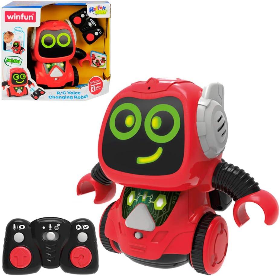 winfun - Robot teledirigido Habla baila y aprende (46324) , color/modelo surtido