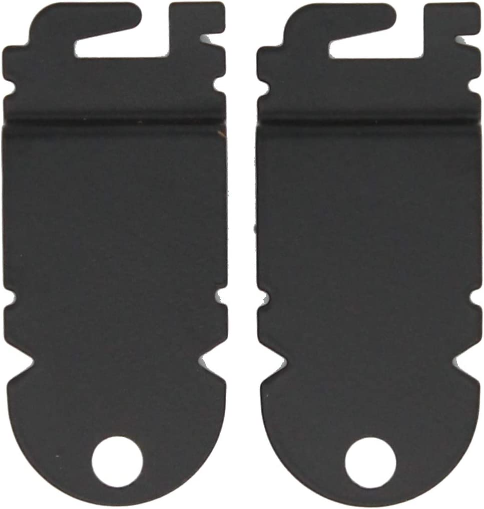 8212560 Mounting Bracket Replacement for KitchenAid KDTE254EWH2 Dishwasher UpStart Components Brand Compatible with 8212560 Dishwasher Side Mounting Bracket