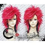 【ノーブランド品】X-JAPAN hide風 耐熱コスプレウィッグ コスチューム Cosplay Wig Sunny Corner