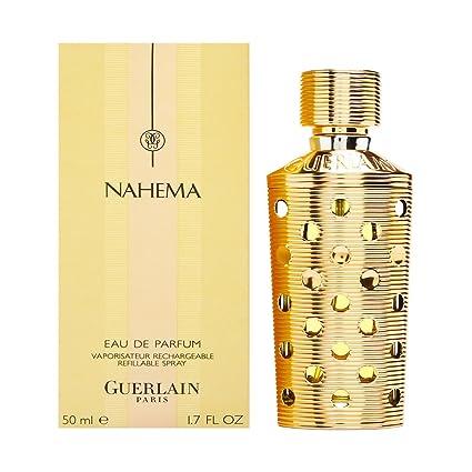 Guerlain Nahema Habit de Celebración colonia Spray Rellenable 50ml