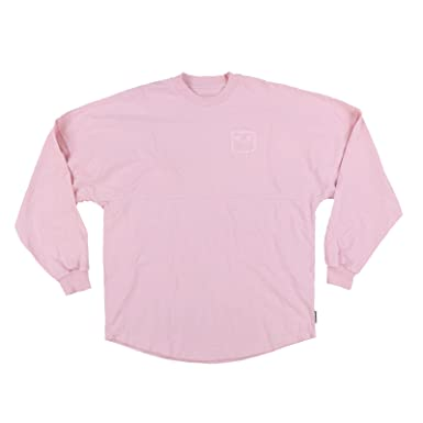 0435212614a Disney Parks Womens Long Sleeve Spirit Jersey in Rose Gold at Amazon Women's  Clothing store:
