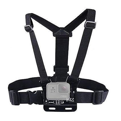 Arnés de Pecho para cámara GoPro: Amazon.es: Electrónica