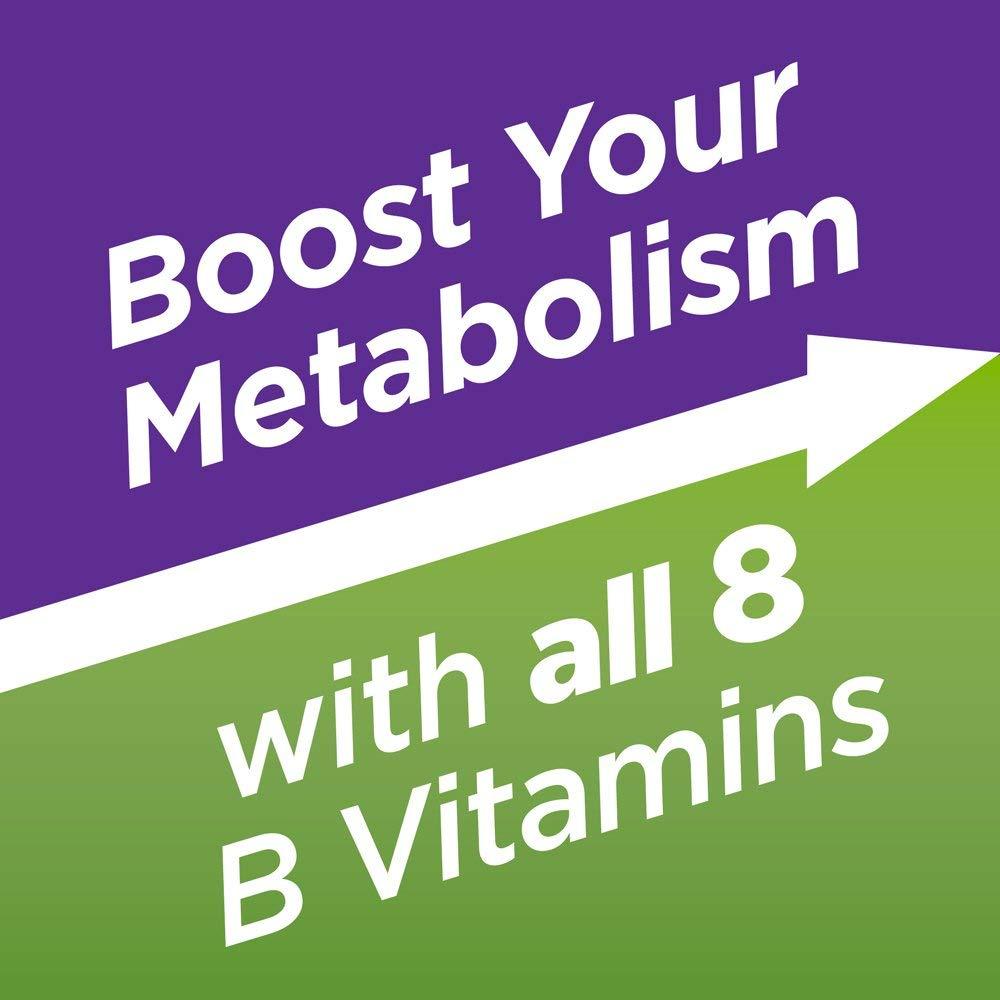 Amazon.com: Complejo de vitamina B Coenzyme B con vitamina ...