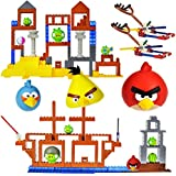 Angry Birds K'nex Grillin and Chillin & All Hams On Deck Value Pack with 2 Bonus Characters!