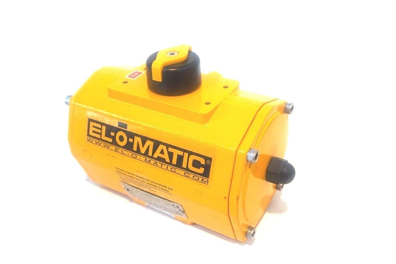 NEW ELOMATIC ED0100 U1A00A ACTUATOR ED0100 ED0100U1A00A: Amazon com