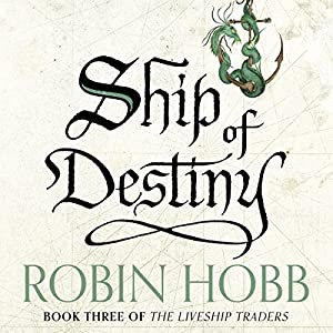 Ship of Destiny Audiobook