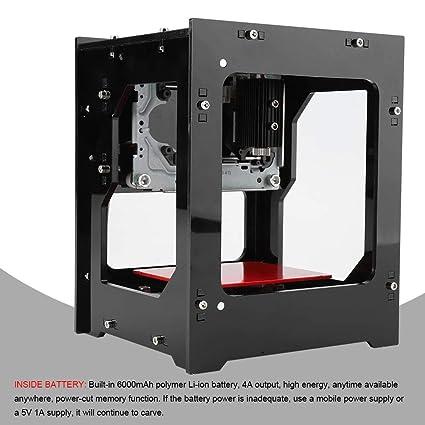 Impresora laser,Grabado de imagen 1500mW Grabadora Impresora ...