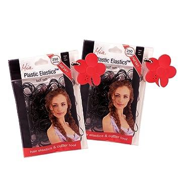 Amazon.com   Mia Plastic Elastics Are Plastic Rubber Bands 1c91429afcf