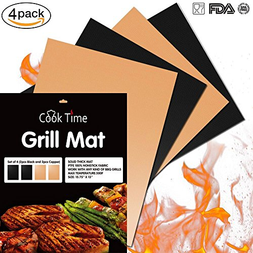 Grill Mat Non Stick Grilling Approved product image