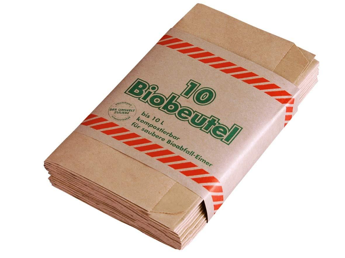 150 bio Papel bolsas de basura Bolsa de basura bolsas de ...