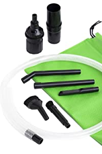 Green Label Micro Vacuum Accessory Kit for Shark Vacuum Cleaners