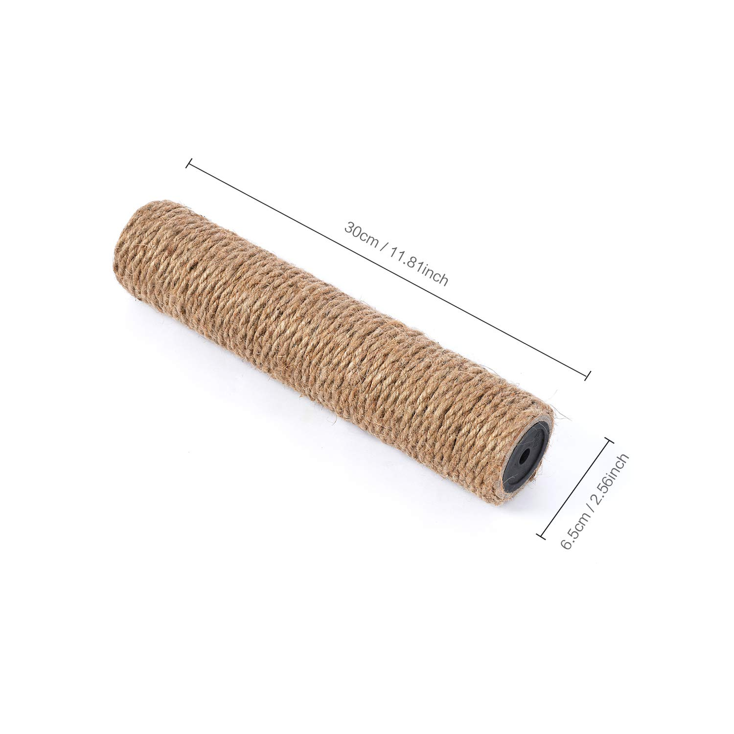 Conysan Wooden Cat Scratching Post Play Tower Double-layered Cat Tree With takraw balls Activity Centre for Cats Kittens