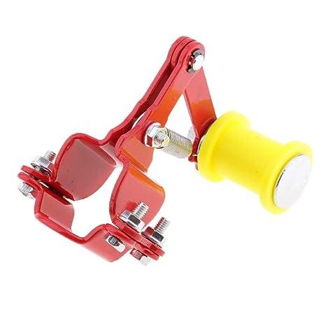 Tensor de cadena - Tensor de cadena del ajustador, perno en el rodillo Accesorios modificados