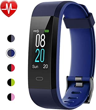 Amazon.com : Willful Fitness Tracker with Heart Rate Monitor ...