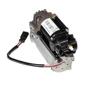 maXpeedingrods Bomba de aire compresor de suspensión neumática 4154033230: Amazon.es: Coche y moto